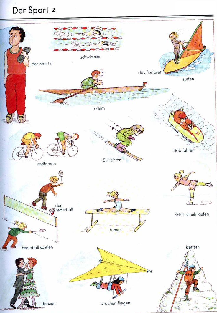 German For Beginners: Sport 2