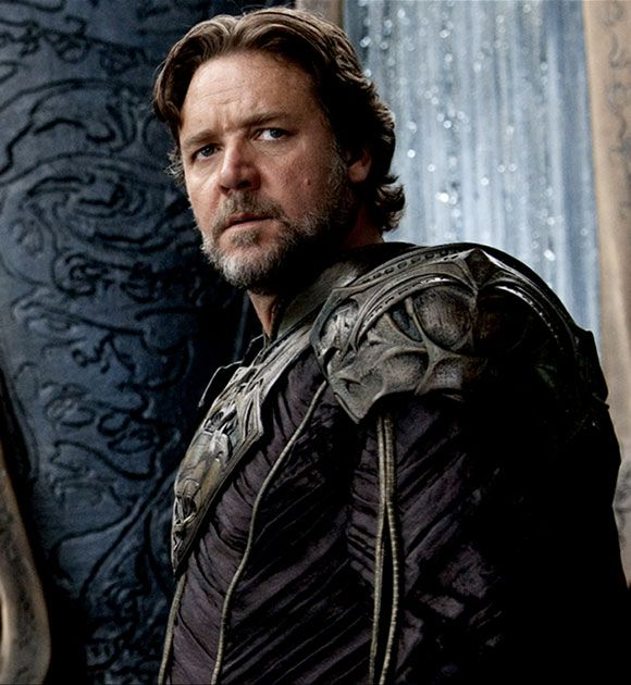 Russell Crowe - Jor El - Man of steel