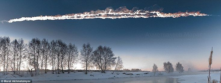 Coming to a city near you soon? Chelyabinsk meteor shockwave compilation -- Sott.net
