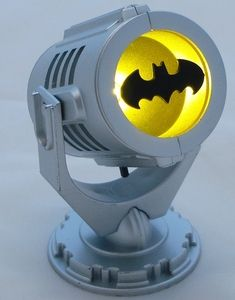 Batman Desktop Bat Signal Kim- you need this for the party!!!