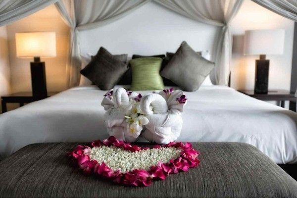 Den Romantischen Diy Valentinstag Vorbereiten Bedroom Decor