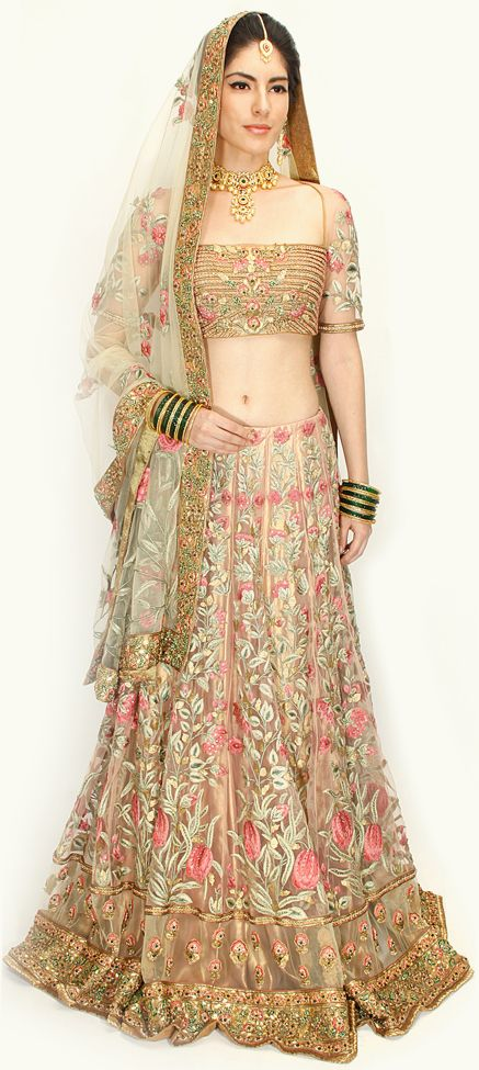 COUTURE BRIDE BY ASHIMA LEENA