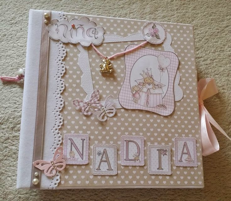EL DESVÁN DE LOS SUEÑOS: Álbum para Nadia.muy chulo