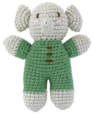 Cath Kidston - Crochet Elephant