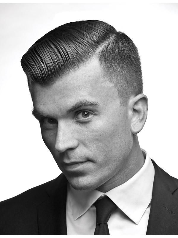 Pompadour Haircut Vancouver : Best images about mens hair on leatherhead