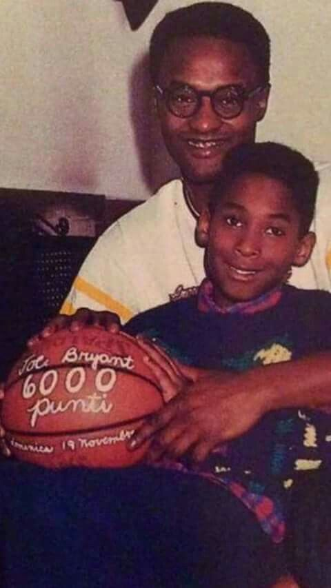 Kobe the young Lad♡
