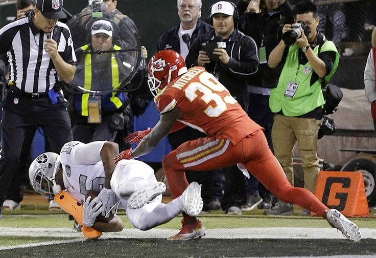 The NFL desperately needs more games like Thursday night's Raiders-Chiefs thriller