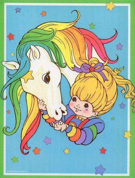 1051 Best Images About Rainbow Brite On Pinterest