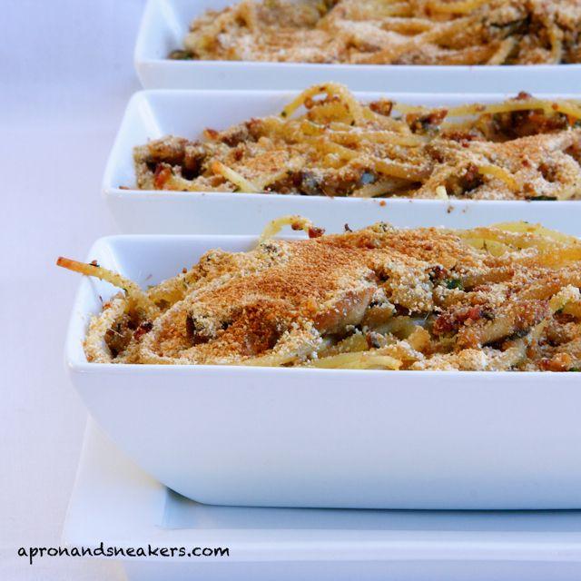 Pasta with Sardines (Pasta con le Sarde)