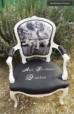 1103 best Bancs, chaises, fauteilles images on Pinterest Armchairs - peindre avant de tapisser