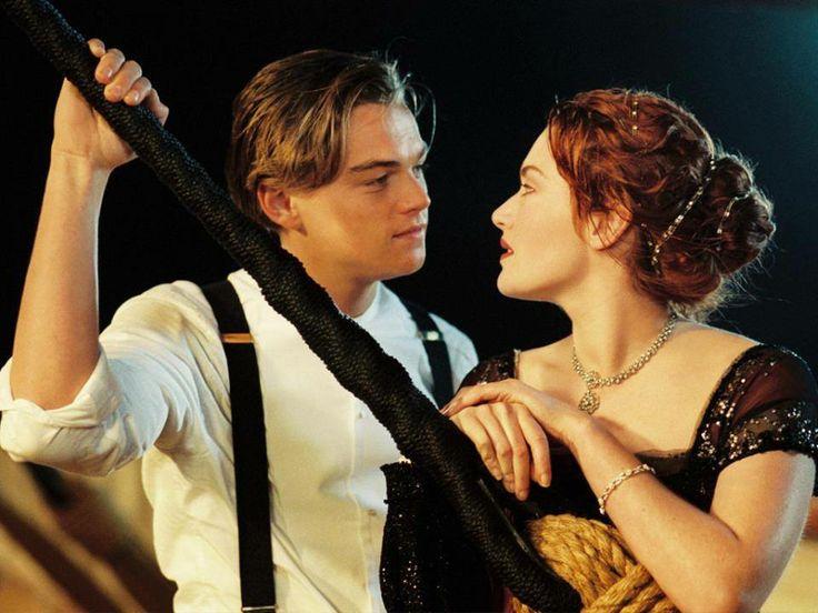living love in sea....Titanic