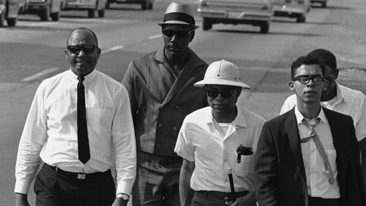 On June 6th, 1966, civil rights activist James Meredith was shot and wounded by a white salesman in Mississippi, on the second day of his 220-mile March Against Fear. He planned the march to encour…