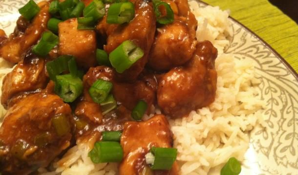 DIY Kung Pao Chicken Recipe - don't bother ordering in... THIS recipe is a keeper #Yummy