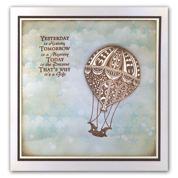 Filigraphy Balloon