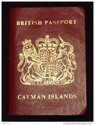 passport-U.K.-caymans islands - R.a.s.b.c.