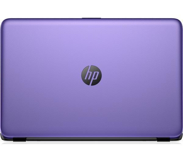 HP Pavilion 15-AF156SA Purple 15.6  Laptop Windows 10 AMD A6 1TB HD 4GB RAM