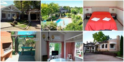 Cabañas en Tandil | La Cumbrecita 2 Un lugar ideal para el descanso y disfrutar del aire puro. http://www.vivotandil.com/alojamiento-en-tandil-la-cumbrecita-2-46.html