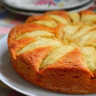 Gâteau aux pommes Bolzano – Bolzano apple cake | Une Plume dans la Cuisine