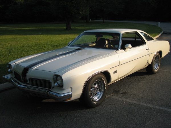 1973 Oldsmobile 442 With 84 000 Original Miles For Sale