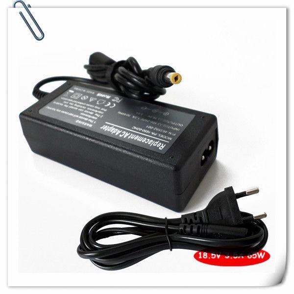 18.5V 3.5A 65W AC Adapter Laptop Charger for HP Pavilion dv6000 dv6500 DV6700 DV6800