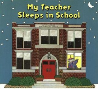 Silly Back-to-School Picture Books about Teachers