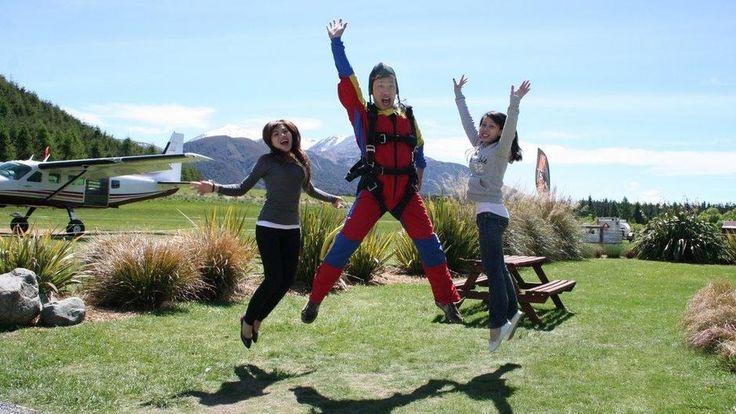Skydiving New Zealand | Christchurch - Canterbury, New Zealand