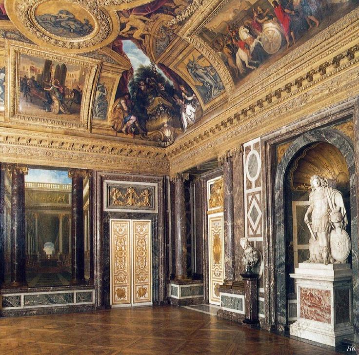 17 best images about baroque on pinterest for Salon de versailles 2016