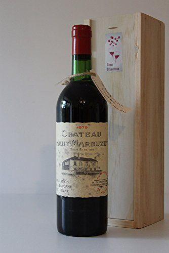 Coffret anniversaire 41 ans «Bonne dégustation» Ch. Haut Marbuzet 1975 St Estephe: Pays/région : Bordeaux Appellation : Saint-Estèphe…