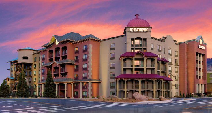 Boomtown Casino Hotel west of Reno, Nevada on I-80!
