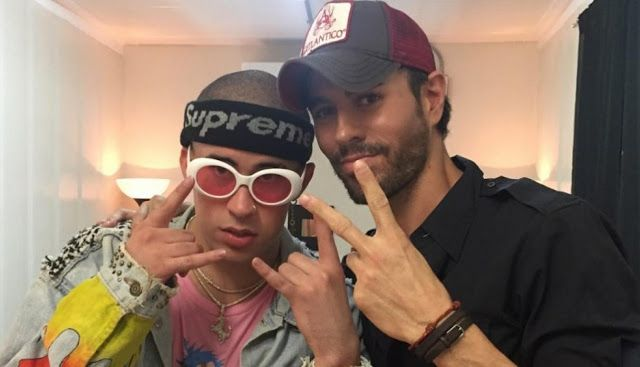 """Enrique Iglesias con Bad Bunny, """"El Baño"""" el nuevo éxito musical"""