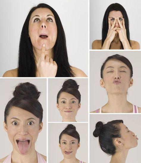 Face Yoga