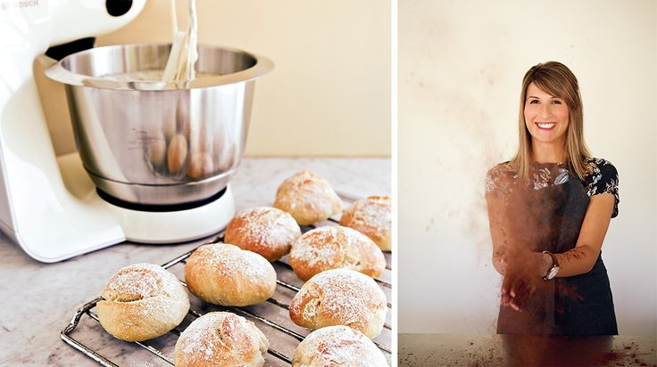 När vinnaren av Hela Sverige bakar 2016, Shireen Selfelt, har gäster som övernattar vill hon alltid bjuda på nybakat bröd – och då blir det gärna...