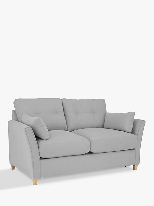 John Lewis Partners Chopin Small Pocket Sprung Sofa Bed At John Lewis Partners Sprung Sofa Sofa Bed Foam Sofa Bed