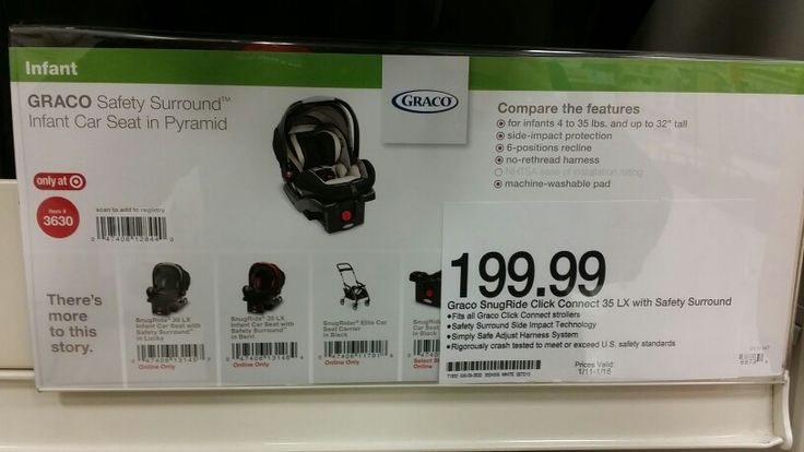 The car seat that does it all!