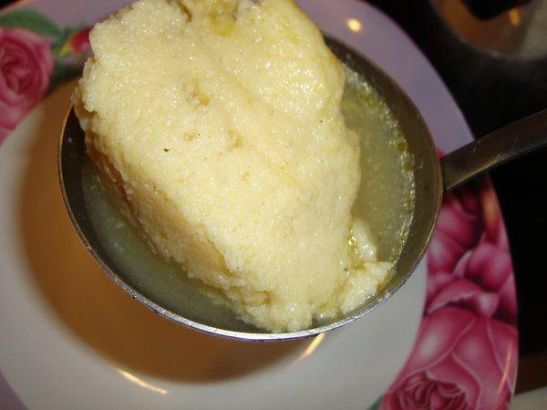 Bucataria cu noroc - Supa cu galuste