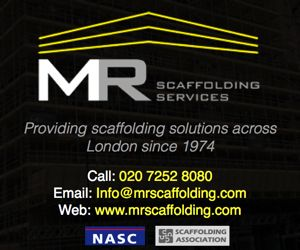 A UK scaffolding company is celebrating following the award of a huge £500 million contract for work on the new proposed wall between the United States and Mexico. It's thought President Trump targeted M R Scaffolding Services of London