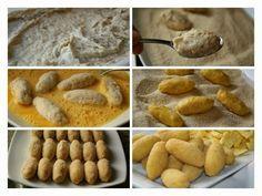 Croquetas de pollo caseras: 3 formas distintas de hacerlas   Cocinar en casa es facilisimo.com