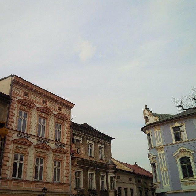 #bielskobiała #oldtown #building #architecture #city   Bielsko-Biała, Poland