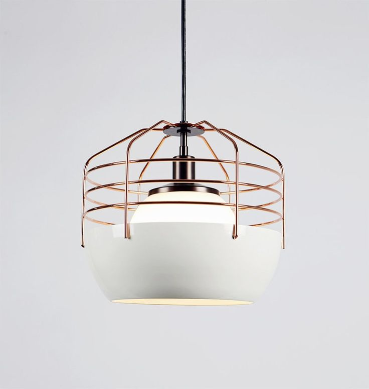 Very Attractive Design Copper Light Fixtures. Bluff City 14 inch  White Copper Designed by Jonah Takagi for 18 best images on Pinterest city Pendant lamps