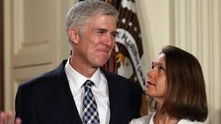 Donald Trump Announces Judge Neil Gorsuch As Supreme Court Pick