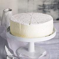 "German ""Cream Cheese Cake"" (recipe requires translation)"