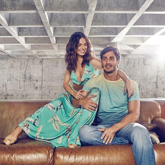 Isis Valverde e André Rezende completarão um ano de namoro no mês que vem (Foto: Fabio Bartelt)