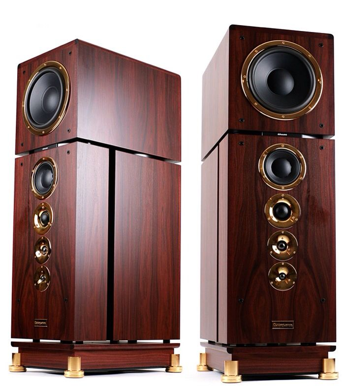 Dynaudio Consequence mk2 high end audio audiophile speakers