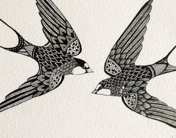swift tattoo bird - Google Search