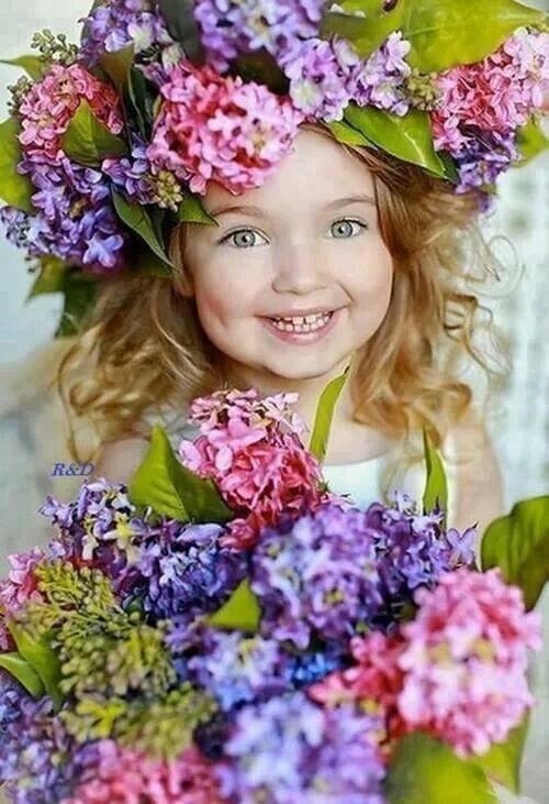 ♥ Flower Smile..