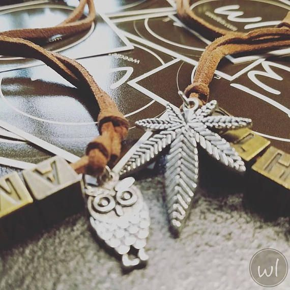 weedlets ~ weed theme bracelets ~ vintage/boho/hippie style ~ cannabis lovers ~ five different weed strains ~ only 9,90€!