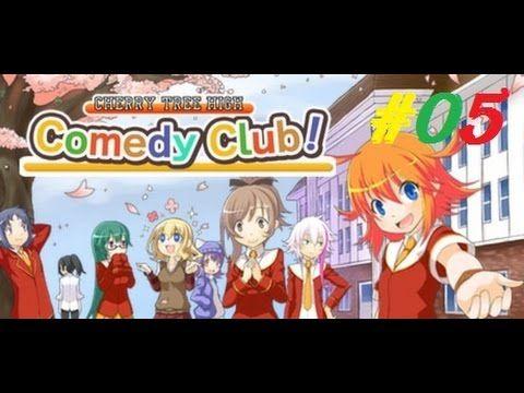 Cherry Tree High Comedy Club - Boyfriend hunting? [S02E05]