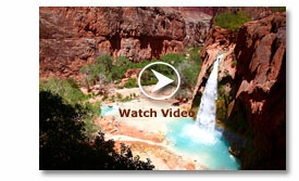 I like the looks of this:  Havasu Falls  - A must visit.