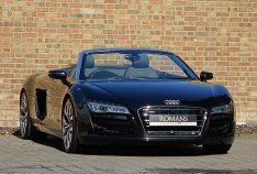 Audi R8 & RS Specialist Dealers | Romans International