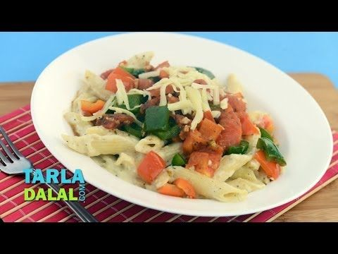 The 25 best pasta sauce recipes tarla dalal ideas on pinterest pasta and vegetable casserole by tarla dalal forumfinder Image collections